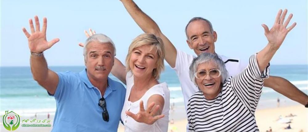توصیههایی برای سفر سالمندان